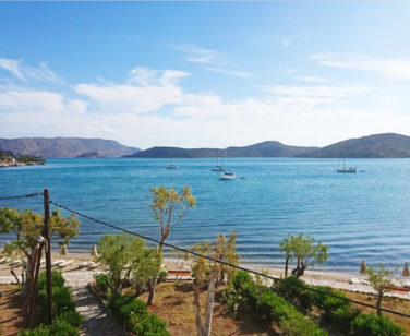 Elounda Apartments & Studios - Corali Studios & Portobello Apartments - Balcony Sea View 2