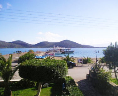 Elounda Apartments & Studios - Corali Studios & Portobello Apartments - Balcony Sea View 5