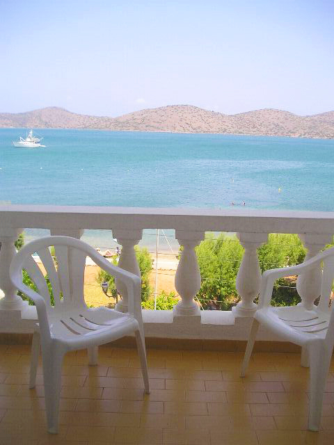 Elounda Apartments & Studios - Corali Studios & Portobello Apartments - Balcony Sea View 8