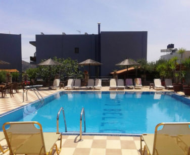 Elounda Apartments & Studios - Corali Studios & Portobello Apartments - Pool Bar 1