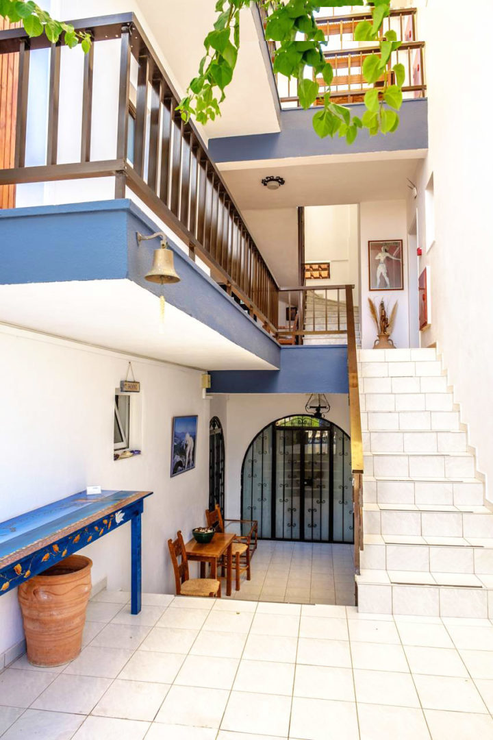 Elounda Apartments & Studios - Corali Studios & Portobello Apartments - Stairs 1