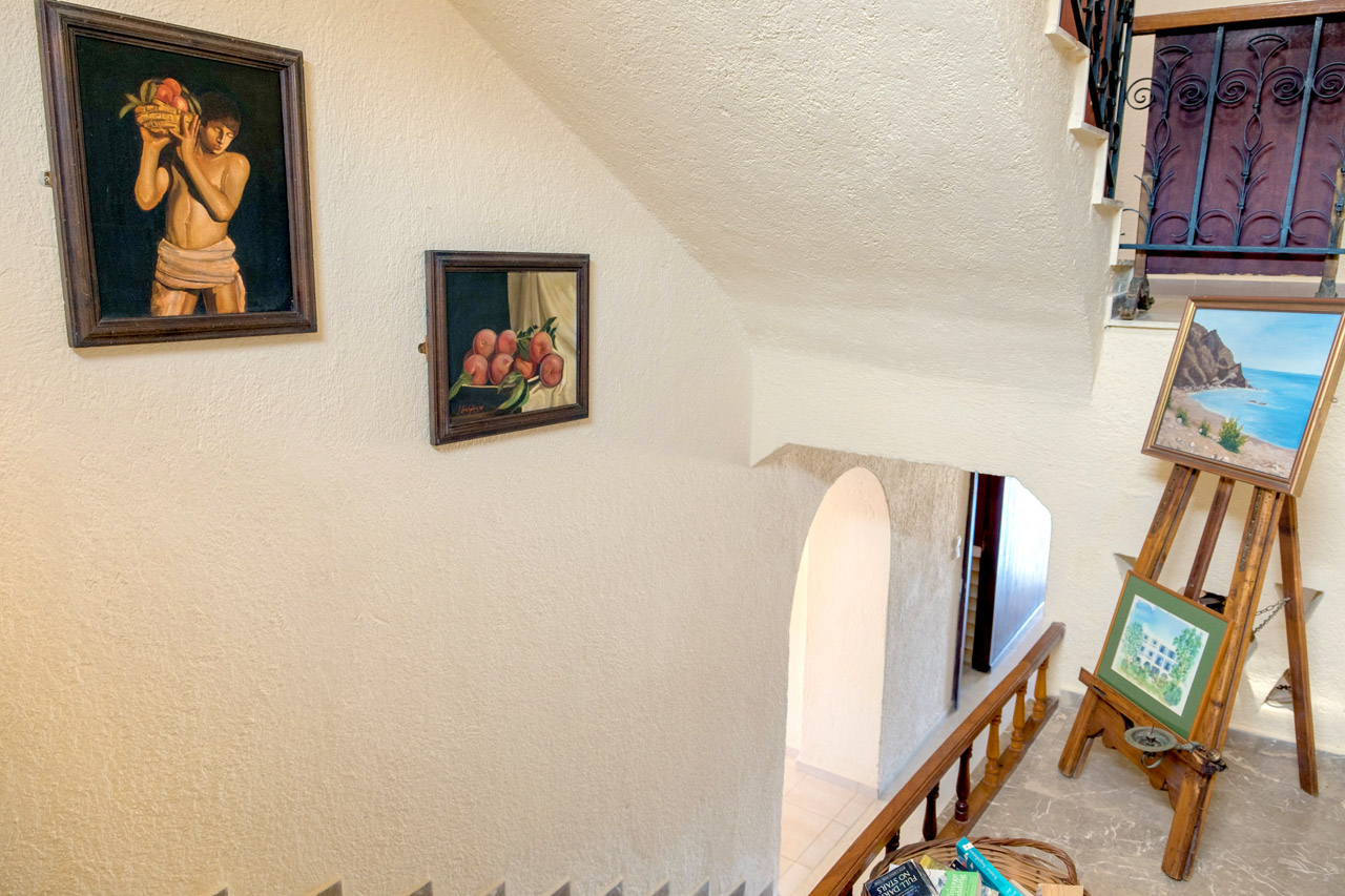 Elounda Apartments & Studios - Corali Studios & Portobello Apartments - Stairs 2
