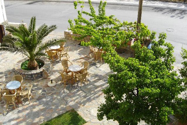 Elounda Apartments & Studios - Corali Studios & Portobello Apartments - Balcony Street View 1