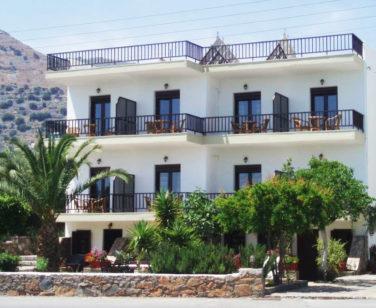 Elounda Apartments & Studios - Corali Studios & Portobello Apartments - Facade 2