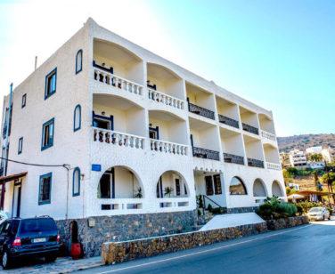 Elounda Apartments & Studios - Corali Studios & Portobello Apartments - Facade