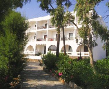 Elounda Apartments & Studios - Corali Studios & Portobello Apartments - Facade 5