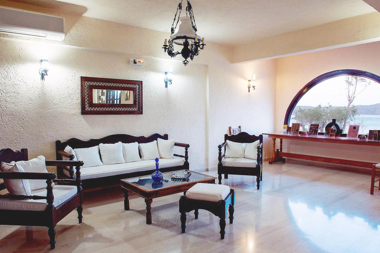 Elounda Apartments & Studios - Corali Studios & Portobello Apartments - Lobby 1