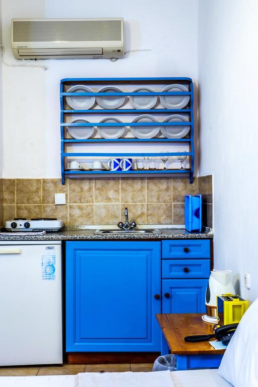 Elounda Studios - Corali Studios Kitchen 1
